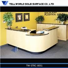 Spa Reception Desk L Shape Reception Desk Cashier Counter For Sale Spa Reception
