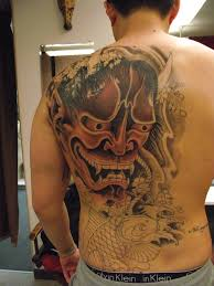 the hannya mask portrays the souls of who become demons