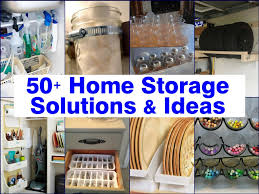 Creative Kitchen Storage Ideas Kitchen Storage Ideas Tension Rods Under The Sink Overhead Storage