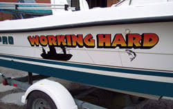 boat lettering graphics wraps and decals