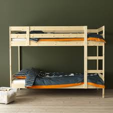 Ikea Mydal Bunk Bed Mydal Bunk Bed Frame Pine Bunk Bed Beds And Kid Bedrooms