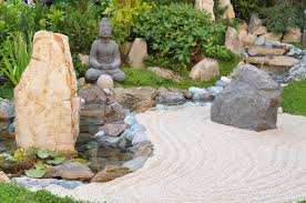 small japanese garden royalty free stock photos image 17184318