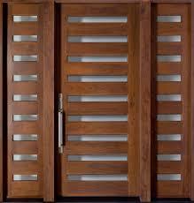 Contemporary Front Door Modern Vertical Door Handle Contemporary Front Doors For Homes