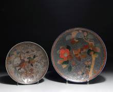 japanese plates for sale at auction modern antique