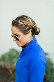 hair styles for a run 21 hairstyles to use when you re going on a run