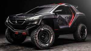 pijot car it u0027s the peugeot 2008 dakar car top gear