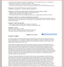 ideas of literary cover letter format on description huanyii com