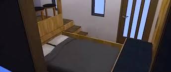 tiny house slide out tiny house no loft smartness design 13 humble homes creates slide