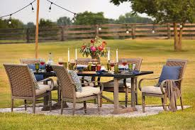 oak outdoor aims reinvent patio furniture shopping