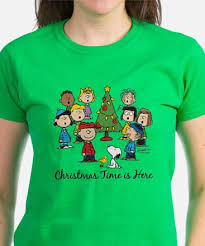 peanuts christmas t shirt peanuts christmas womens shirts cafepress