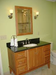 bathroom interior design for modern home concept with cool small
