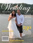 Magazine Wedding Programs Unique Wedding Program Idea Yourcover