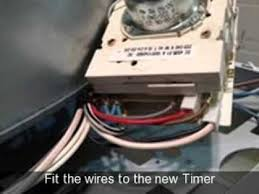 how to replace a timer on a tumble dryer ariston creda hotpoint