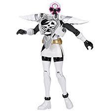 White Ranger Halloween Costume Amazon Power Rangers Ninja Steel 5 Armored White Ranger