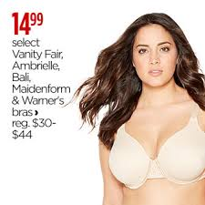 Vanity Fair Ladies Underwear Lingerie Panties Bras U0026 Pajamas Jcpenney