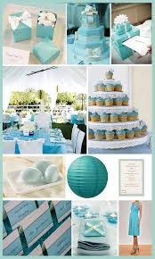 Baby Shower Centerpiece Ideas For Boys by 124 Best Tiffany Blue Baby Shower Images On Pinterest Tiffany