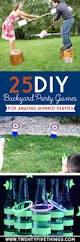 birthday backyard party games summer partiesy best ideas on
