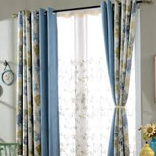 chinese vintage striped jacquard window curtains for bedroom