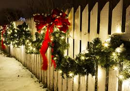 led garland christmas lights decorating with christmas wreaths garlands topline ie