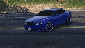 bentley continental supersports bentley continental supersports gta5 mods com