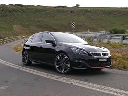 peugeot au 2016 peugeot 308 gti 250 review brilliant dynamics and premium