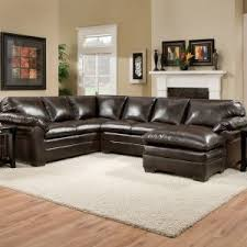 Laf Sofa Sectional United Furniture Industries 5045 United Transitional Sectional