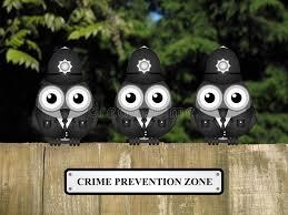 Gardening Zones Uk - crime prevention zone uk stock illustration image 56089395