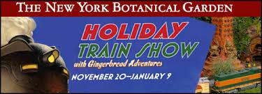 Train Show Botanical Garden by Holiday Train Show At Ny Botanical Garden Cutemonster Com