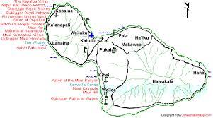 papakea resort map resort condominiums map