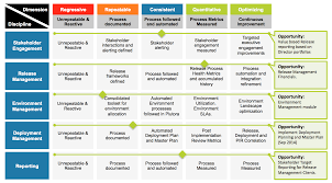 plutora u0027s maturity model for release management