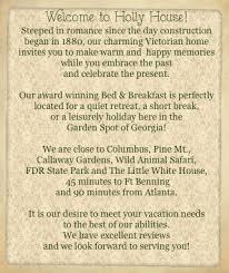 Bed And Breakfast Atlanta Ga Home
