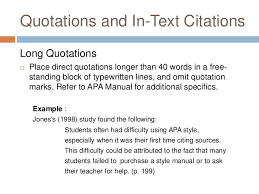 apa reference format quote job references template