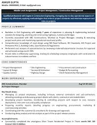 Mechanical Construction Engineer Resume Sample Resume For Freshers It Engineers Electrical Engineer Resume