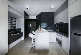 designs of kitchen furniture how clever design made 270 sq ft hong kong flat a spacious home