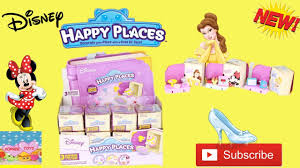 new disney happy places surprise home decor blind bags part 1