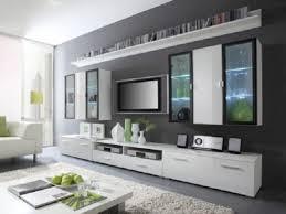 home design blue modern living room tv unit furniture