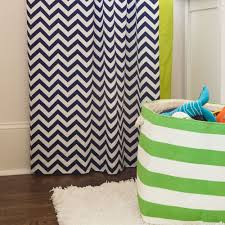 White Curtains Nursery by Curtains Fill Your Home With Pretty Chevron Curtains For