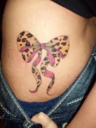 Leopard Print Flower Tattoos - i like that it looks like her skin is ripped open carol walton