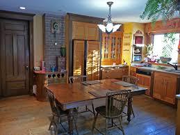 Victorian Kitchen Island Kitchen Style Brown Cabinets Victorian Kitchens On A Budget Photo