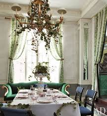 dining room decor in new york city photos architectural digest