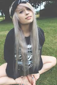 682 best indie edgy colorful hair goals images on pinterest