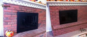 cleaning brick fireplace front claudiawang co