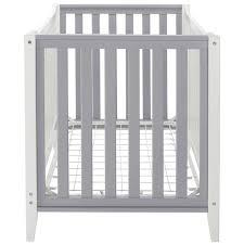 Kidco Convertible Crib Rail by Dorel Baby Relax Aaden 3 In 1 Convertible Crib White Grey Da6564c