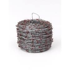 red brand 1 in x 1 320 ft barb wire 85566 the home depot