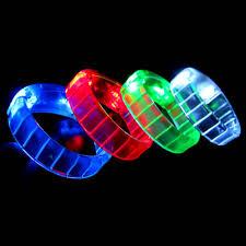 wholesale bulk led light up raver jewelry