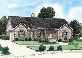 Ranch Style House Plans With Garage Chester Hill Ranch Home Plan 092d 0071 House Plans And More
