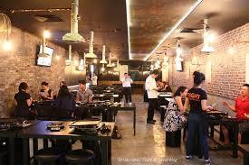 Bbq Restaurant Interior Design Ideas Eight Korean Bbq At The Central 365days2play Lifestyle Food