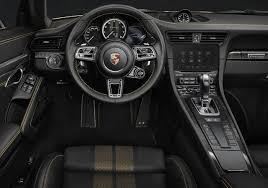porsche 911 2017 2017 yeni porsche 911 turbo s exclusive özellikleri ile tanıtıldı
