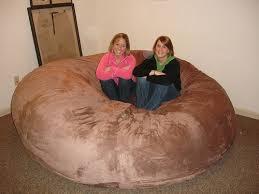 Lovesac Super Sac Huge Bean Bag Chair Lovesac Love Sac Comfy Sack Fombag A Photo