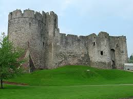 Most Beautiful English Castles Chepstow Castle